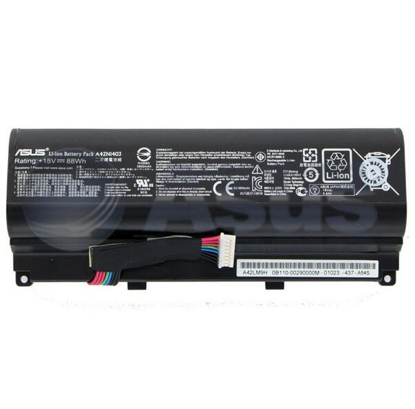 batterij Asus ROG GFX71JT